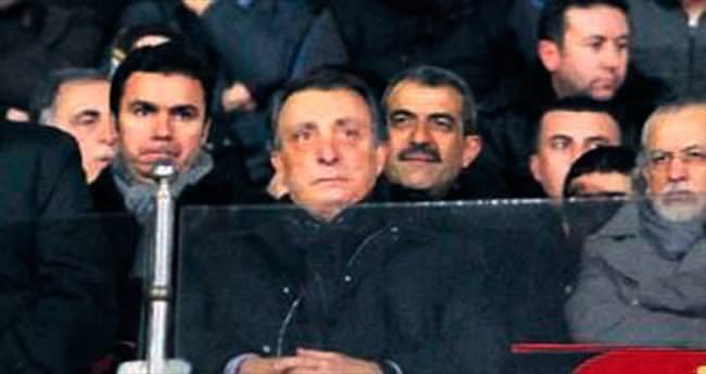 Trabzonspor'a çok destek verdik!
