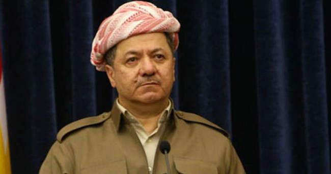 Barzani'den Türkiye'ye tarihi teşekkür