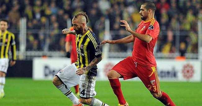 Kayserispor - Fenerbahçe maçı Atv canlı izle