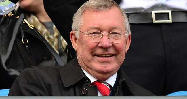 Alex Ferguson'a elçilik yaradı