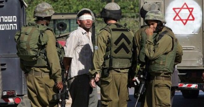43 askerini kovan İsrail'in gerekçesi Filistin!