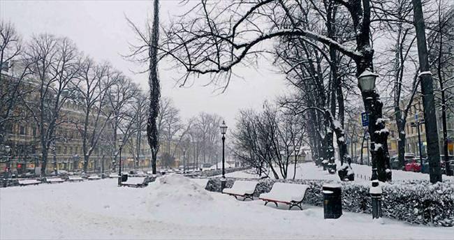 Medeniyet ve huzurun başkenti: Helsinki