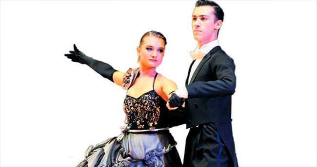 Dansın ustaları Antalya'da