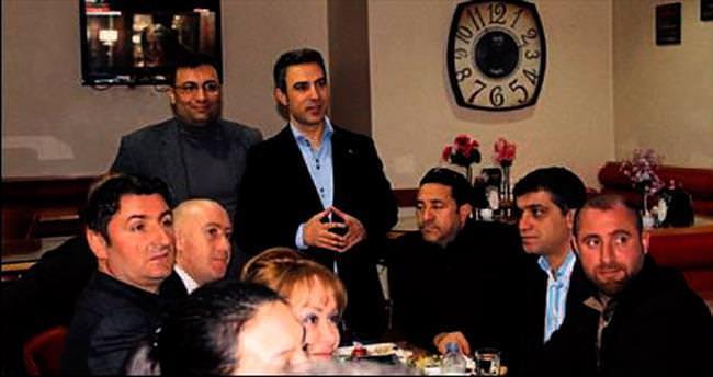 AK Parti'den Roman milletvekili açılımı