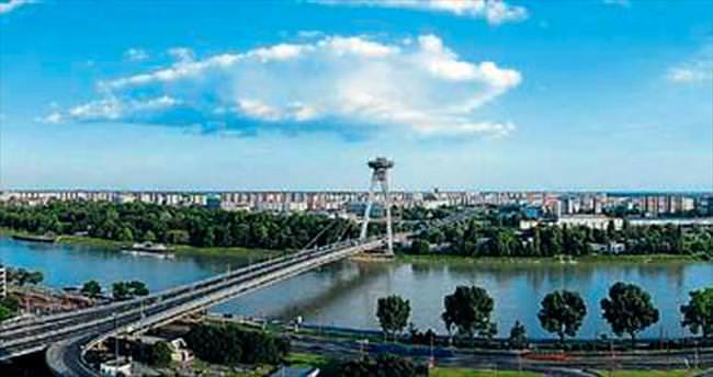 Orta Avrupa'da şirin bir şehir Bratislava