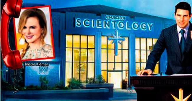 Scientology, Kidman'ın telefonlarını dinlemiş