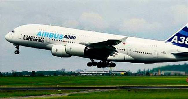 THY 10 Airbus A380 uçak için görüşüyor