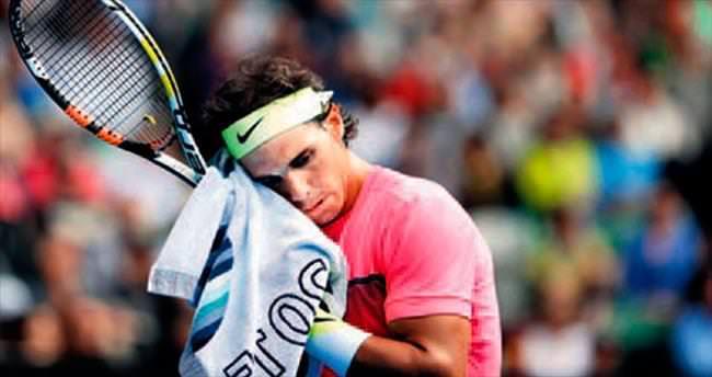 Nadal'a Avustralya'da Tomas Berdych şoku
