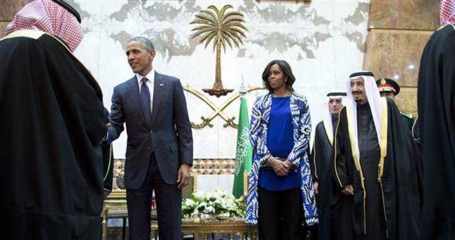 Michelle Obama Suudilerin tepkisini çekti