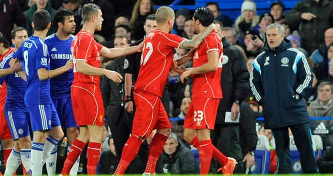 Emre Can, Mourinho ile tartıştı