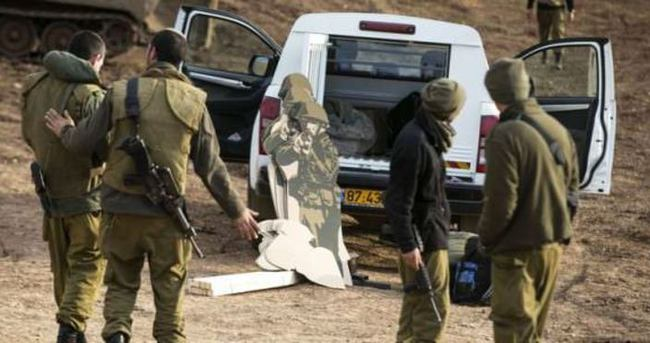 Lübnan sınırında 4 İsrail askeri öldürüldü