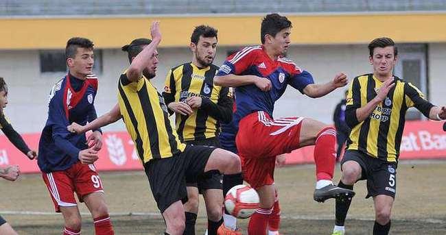 Bayburt, Fenerbahçe ile final oynayacak