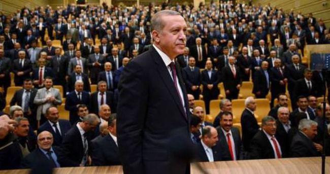 İbrahim Saraçoğlu, Erdoğan'ın başdanışmanı oldu