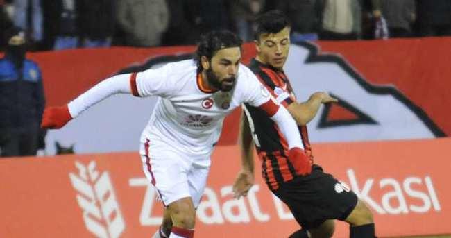 Eskişehirspor Aslan'ı tek golle yıktı