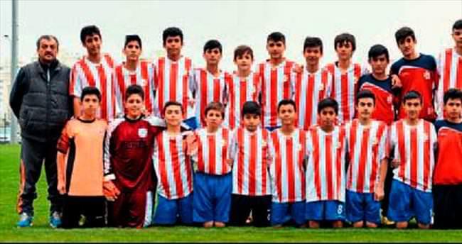 Muratpaşa'nın gol canavarları