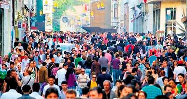 Ankara nüfusu 105 bin arttı