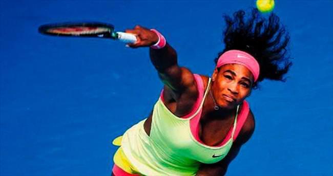 Williamslar'dan gülen Serena