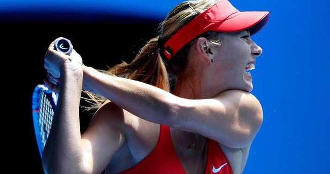 Maria Sharapova finalde!