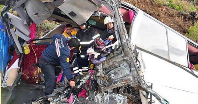 Antalya'da katliam gibi kaza: 4 ölü