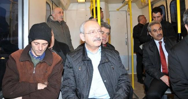 Kılıçdaroğlu'na muhalefet eleştirisi