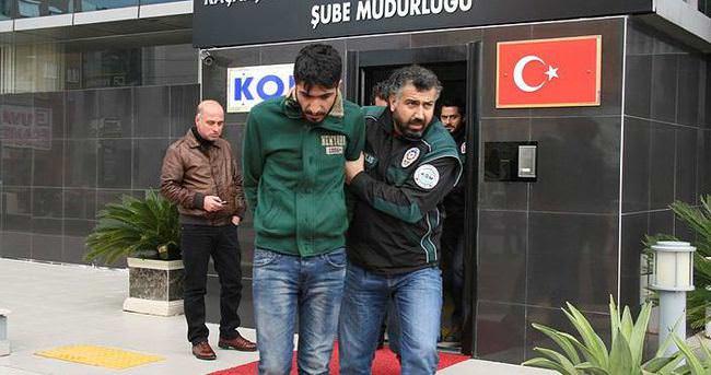 Uyuşturucu satıcıları AVM'de yakalandı