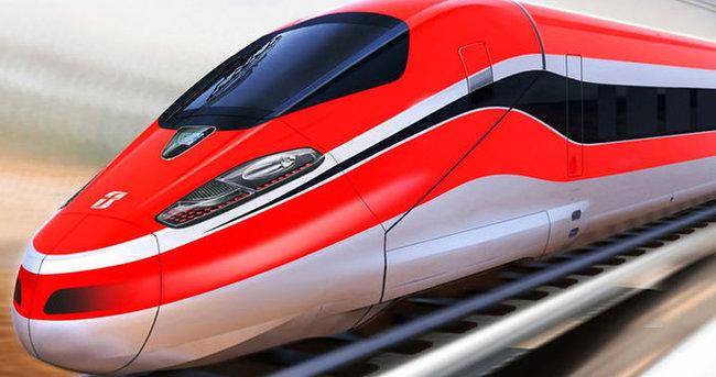 Yüksek hızlı tren sınıra gidiyor!