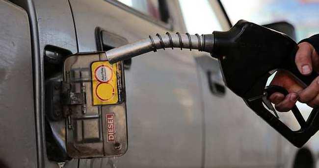 Benzin zamlandı