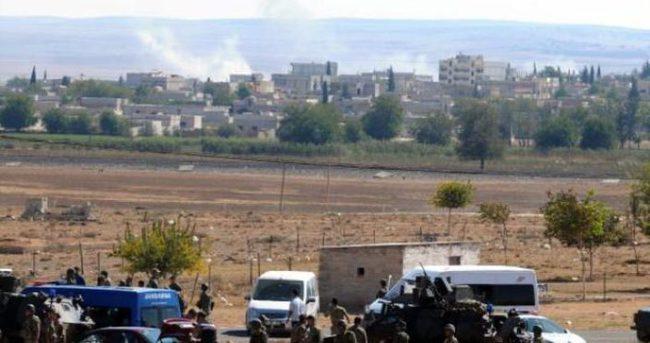 Suriye'den atılan mermi yaraladı