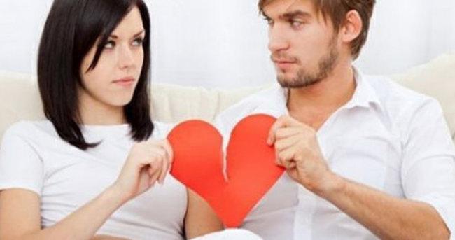 Boşanmaların nedeni ilgisizlik