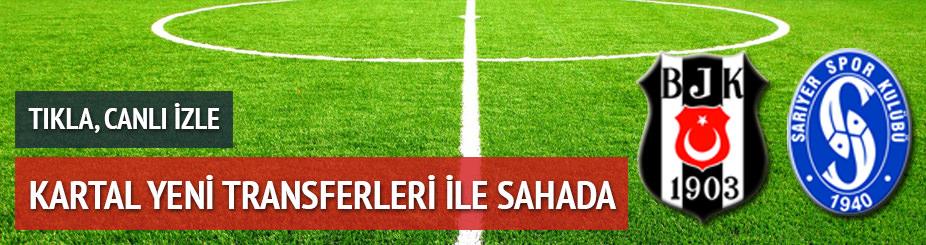 Beşiktaş - Sarıyer