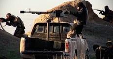 IŞİD'den Peşmerge'ye şok saldırı)