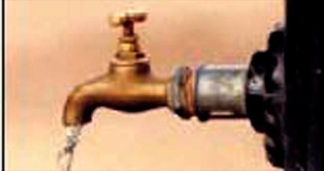 Antalya'da su kesintisi yapılacak