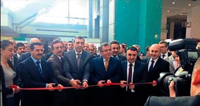 Securitex Fuarı Ankara'da açıldı