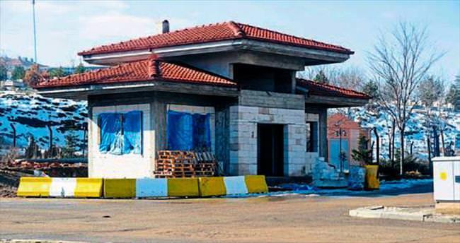 Pursaklar'a yeni muhtarlık binası