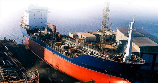 Bu destek gemimizi 25 yıl rahat yüzdürür