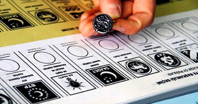 AK Parti oyları bir ayda 2.5 puan arttı