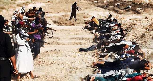 IŞİD'den Peşmerge'ye şok saldırı
