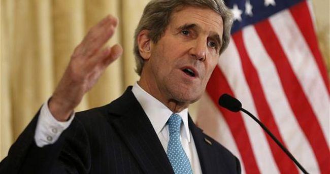 John Kerry'e temizlik cezası!