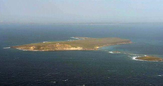 Satılık adanın fiyatı dudak uçuklatıyor