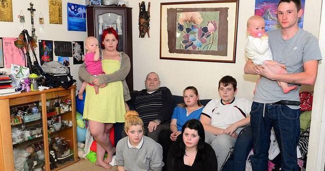 İngiliz adamın 15 kadından 26 çocuğu var!