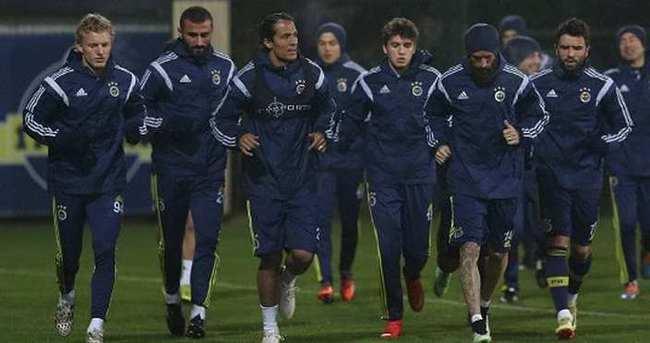 İşte Fenerbahçe'nin Karabük kadrosu