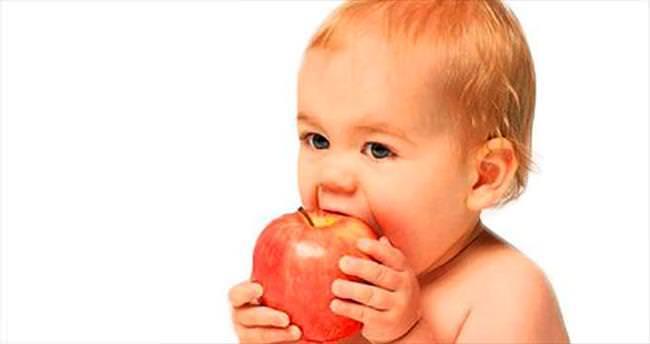 Beslenmesi, büyüme hızına ayak uydurmalı