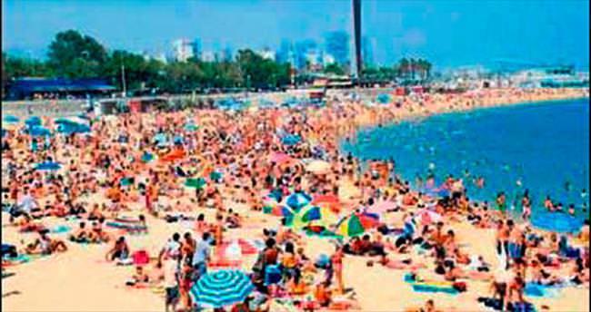 Turizm gelirleri 34.3 milyar dolar