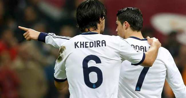 Sami Khedira için flaş iddia