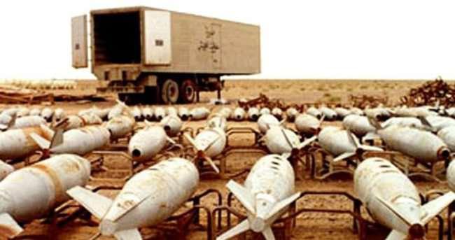 ABD'den IŞİD'e 'kimyasal' darbe