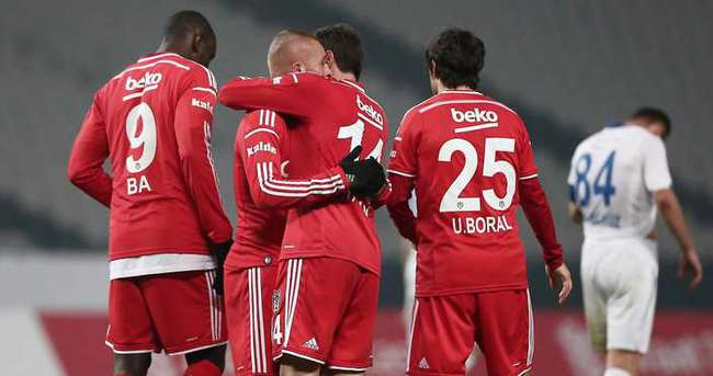 Beşiktaş başkentte 3 puan peşinde