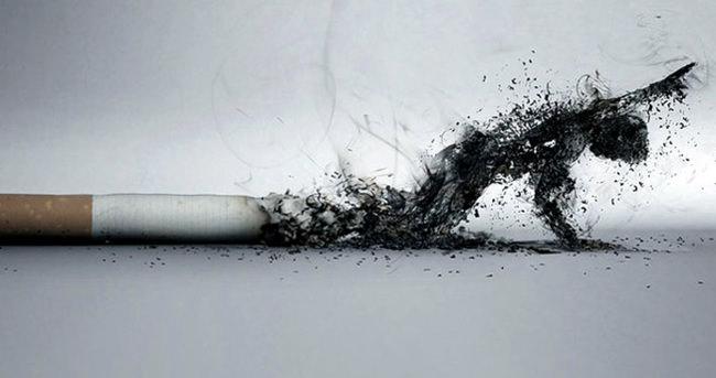 Sigara artık orada da içilmeyecek