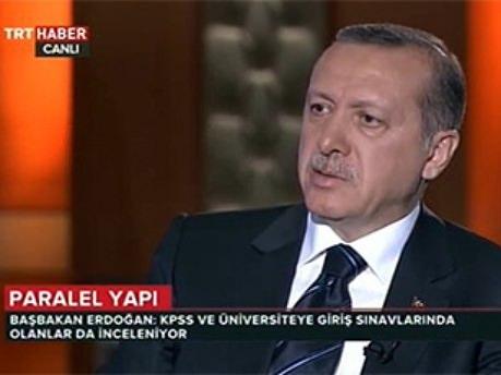 Montaj KJ'lerle TRT'ye saldırı