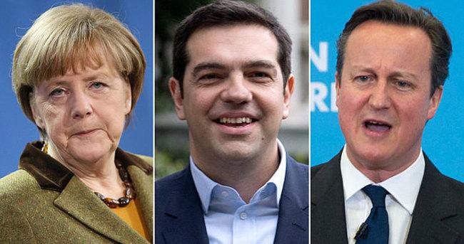 Avrupa'da Yunanistan krizi büyüyor