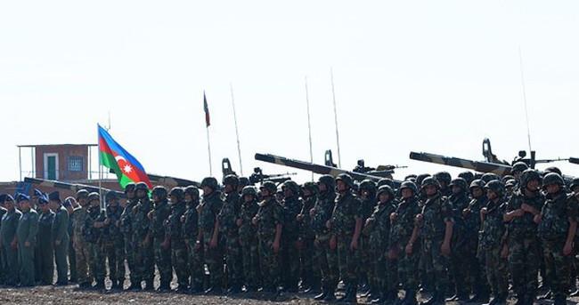 Azerbaycan ordusundan bir asker şehit